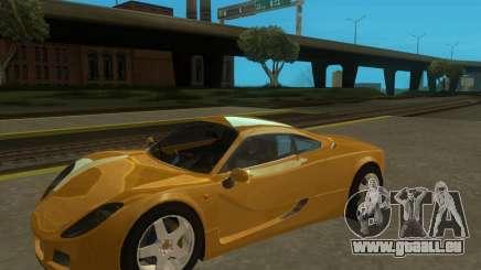 Ginetta F400 pour GTA San Andreas