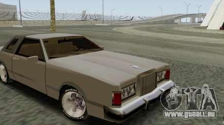 Virgo Continental pour GTA San Andreas