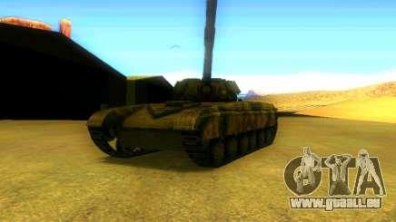Réservoir jeu S. T. A. L. k. e. R pour GTA San Andreas