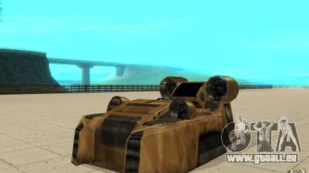 Der Strudel das Spiel Command and Conquer Renegade für GTA San Andreas