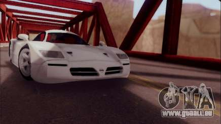 Nissan R390 Road Car v1.0 für GTA San Andreas