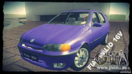 Fiat Palio 16v für GTA San Andreas