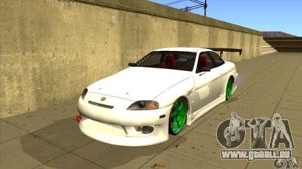 Toyota Soarer pour GTA San Andreas