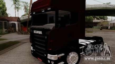 Scania R580 V8 Topline für GTA San Andreas