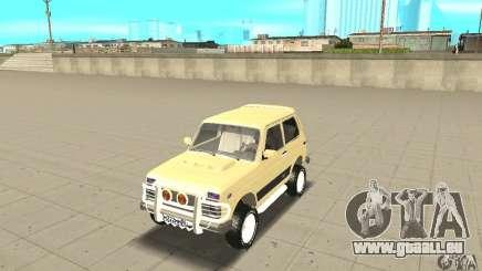VAZ 21213 4 x 4 für GTA San Andreas