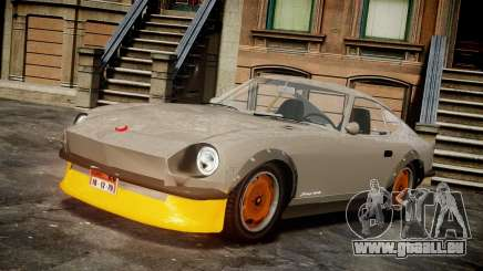 Nissan 260ZX Fairlady Z für GTA 4