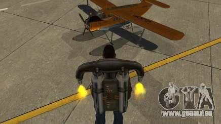 An-2V pour GTA San Andreas