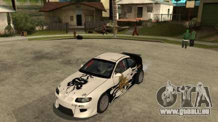 Vauxhall Monaro Rogue Speed für GTA San Andreas