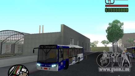 Busscar Urbanuss Ecoss MB 0500U Sambaiba für GTA San Andreas
