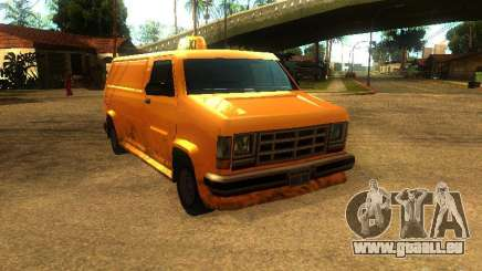 Taxi Burrito pour GTA San Andreas