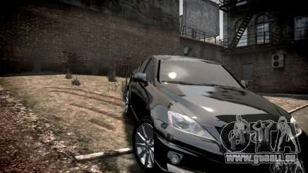 Lexus IS-F pour GTA 4
