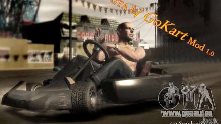GoKart Mod 1.0 für GTA 4