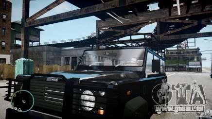 Land Rover Defender pour GTA 4
