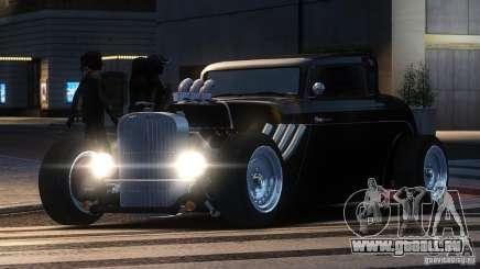 Custom Hot Rod 1933 für GTA 4