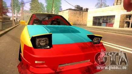 Nissan Onevia 2JZ für GTA San Andreas