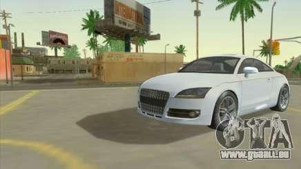 Audi TT Custom pour GTA San Andreas