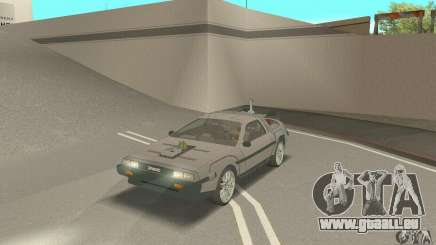 DeLorean DMC-12 (BTTF3) pour GTA San Andreas