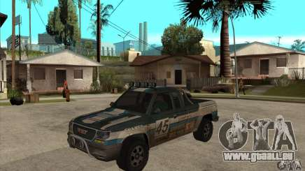 Nevada from FlatOut 2 für GTA San Andreas