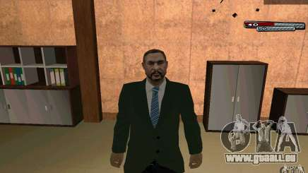 Mayor HD für GTA San Andreas