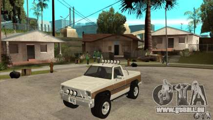 Ford Ranger pour GTA San Andreas