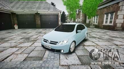 Volkswagen Voyage Comfortline pour GTA 4
