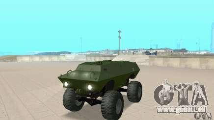 Trail Monster V.1.0 pour GTA San Andreas