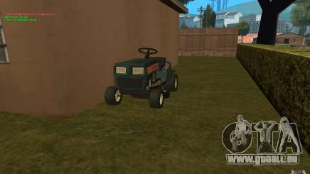 MTD Nogamatic 11 pour GTA San Andreas