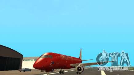 Embraer ERJ 190 Virgin Blue für GTA San Andreas