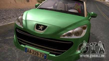 Peugeot RCZ 2010 pour GTA San Andreas