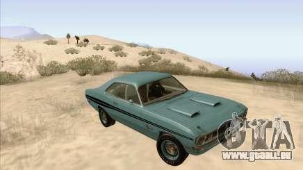 Dodge Demon 1971 pour GTA San Andreas