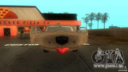 Dumb and Dumber Van pour GTA San Andreas