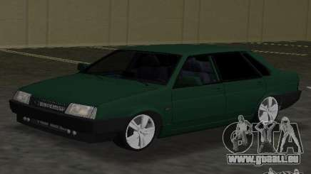 VAZ 2109 Tuning v2. 0 für GTA Vice City