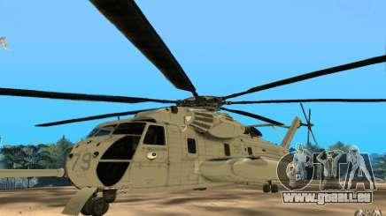 CH 53E für GTA San Andreas