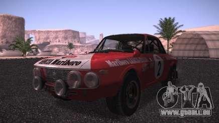 Lancia Fulvia Rally Marlboro pour GTA San Andreas