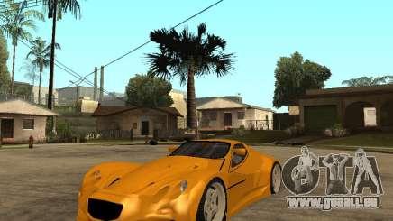 Gillet Vertigo pour GTA San Andreas