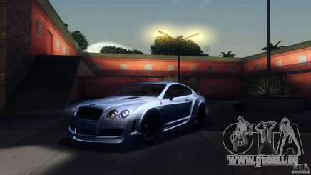 Bentley Continental GT Premier4509 2008 Final pour GTA San Andreas