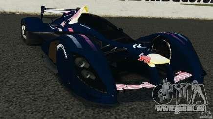 Red Bull X2010 pour GTA 4
