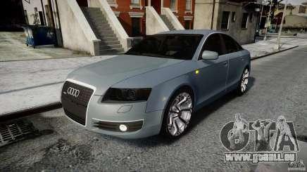 Audi A6 TDI 3.0 pour GTA 4