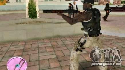 50 Cent Player pour GTA Vice City