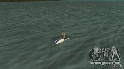 VCS Jetski für GTA San Andreas
