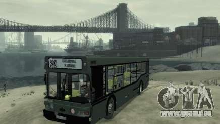 MAZ 103 Bus für GTA 4