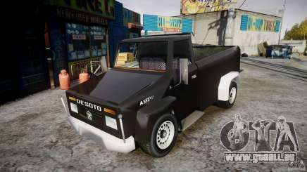 Desoto Ad250 4x4 für GTA 4