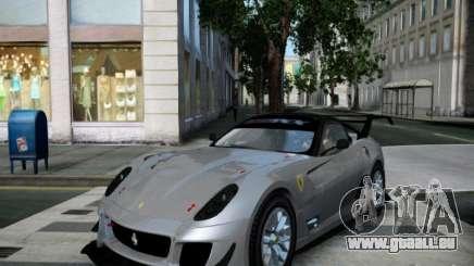 Ferrari 599xx 2012 pour GTA 4