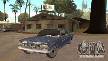 Chevrolet Biscayne 1959 pour GTA San Andreas