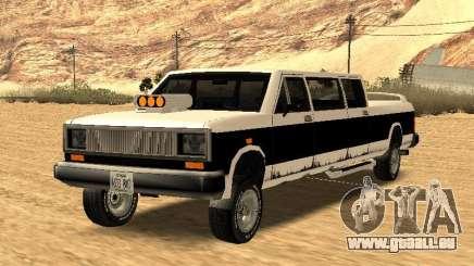 Limousine BOBCAT pour GTA San Andreas