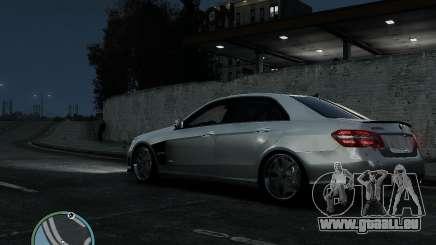 Mercedes Benz B63 S Brabus v1.0 pour GTA 4