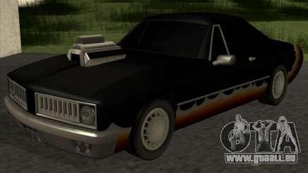 HD Diablo für GTA San Andreas