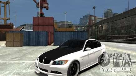 BMW 330i E60 Tuned 2 für GTA 4