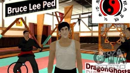 Peau de Bruce Lee pour GTA San Andreas