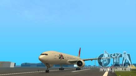 Boeing 777-200 Japan Airlines pour GTA San Andreas